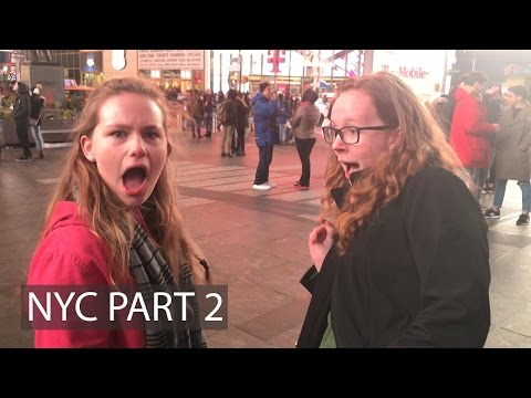 SECOND DAY IN NEW YORK CITY // Vlog #2