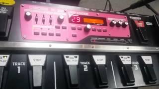 Hướng dẫn tải nhạc từ máy tính vào BOSS RC300.