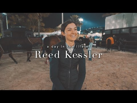 A day in the life of Reed Kessler