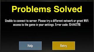 How To Fix Pubg Error