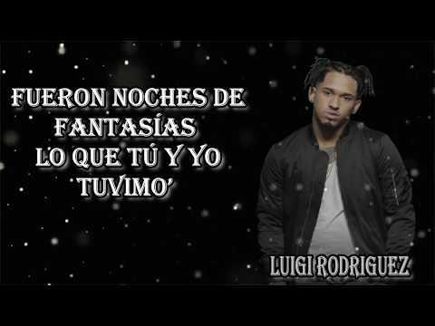 Bryant Myers - Noche De Fantasia (Lyrics/Letra)