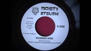 Poorman Song - Moisty Atsushi