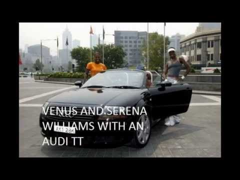 Tennis stars & their cars