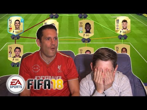 NEW Gorgeous Gaming FIFA 18 FUT Gaming Video! (PS4 PRO) - Ep 2
