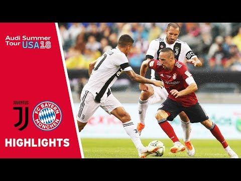 Juventus Turin vs. FC Bayern 2-0 | Highlights | International Champions Cup