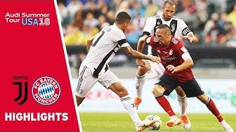 Juventus Turin vs. FC Bayern 2-0 | Highlights | International Champions Cup