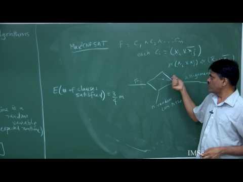 Lecture 16 Randomized FPT Algorithms