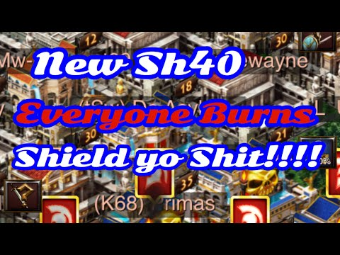 Game of War: Returning..SH40..New Gear..No one is SAFE!!! Must Watch!!!