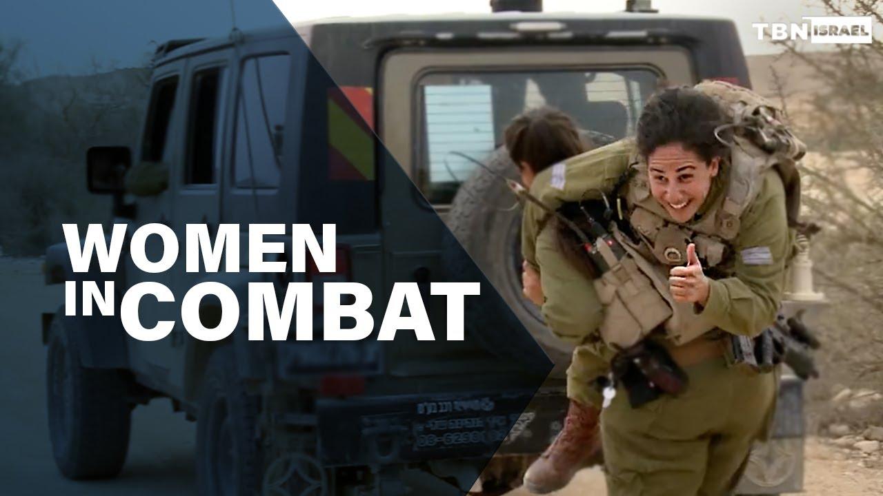 Tbn Israel Women In The Idf - Youtube-3596