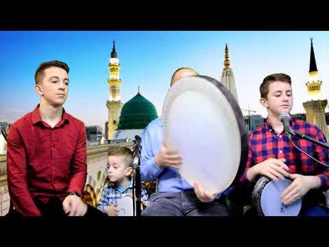 Ah cezbeli ve Mevlaji sejhi kaside/ Bilal Zukan 2018