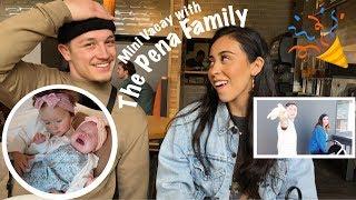 Mini Vacay with The Peña Family!
