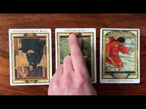 Daily Tarot Reading for 19 October 2017 | Gregory Scott Tarot