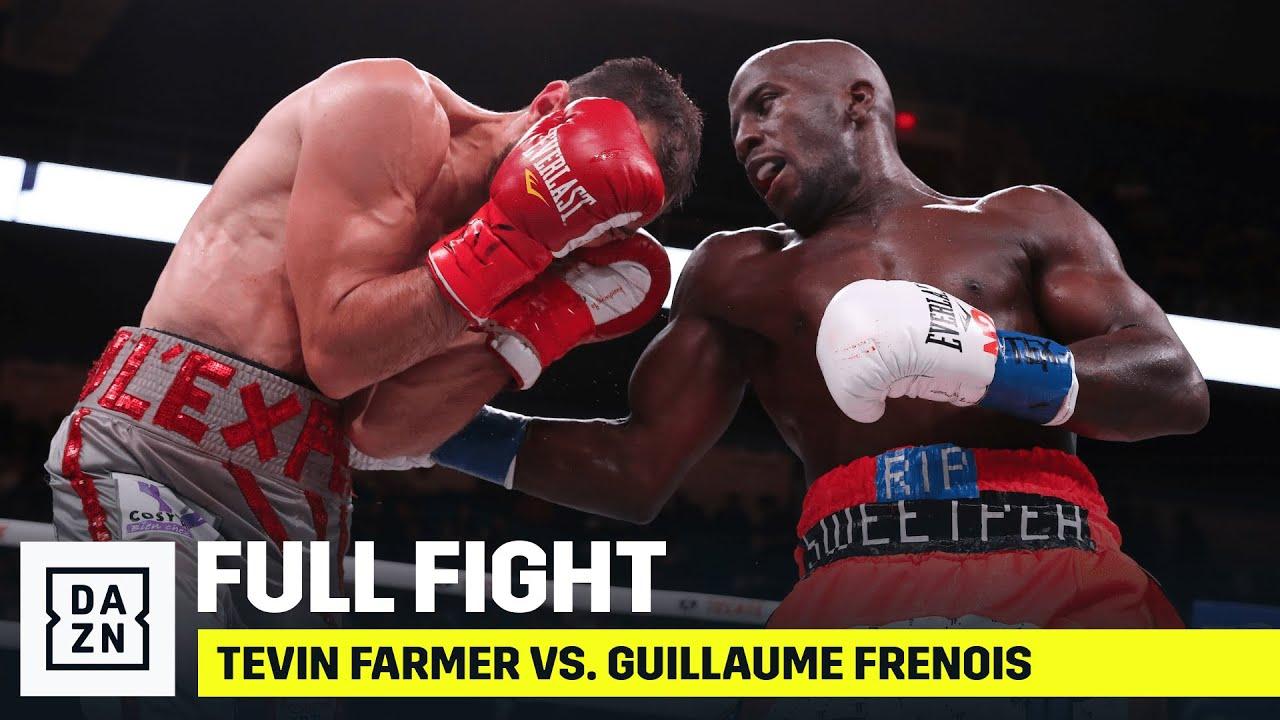 FULL FIGHT | Tevin Farmer vs. Guillaume Frenois