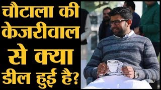 Jind से Jan Nayak Janta Party के Digvijay Chautala का Interview | The Lallantop Chunav Yatra