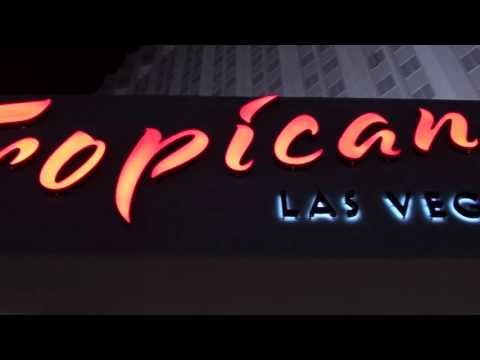 Arrived in Las Vegas ( Mc Carran International Airport ) Hotel Tropicana , Mandalay Bay , Excalibur