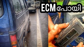 ecm പോയി //Maruti Omni//Maruti Omni mechanical review//E BULL JET