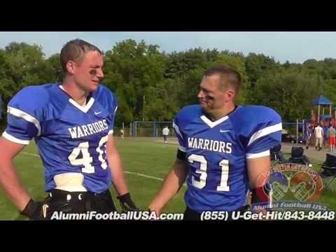Jason Taylor & Justin Taylor (Interview) Alumni Football USA