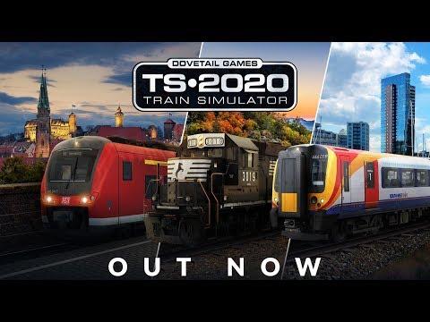 Что нового? ► Train Simulator 2020 ◄ Стрим-обзор