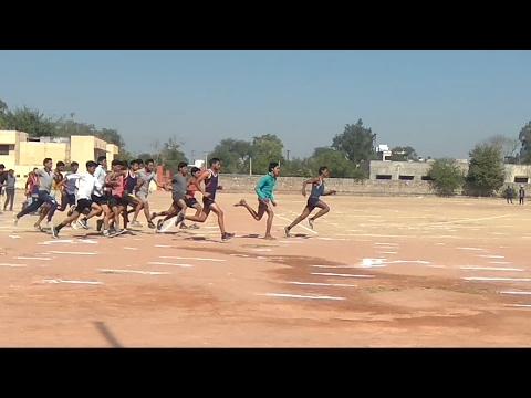800 meter race practice for delhi police