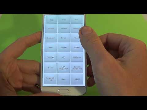 Samsung Galaxy S6 G920F secret codes