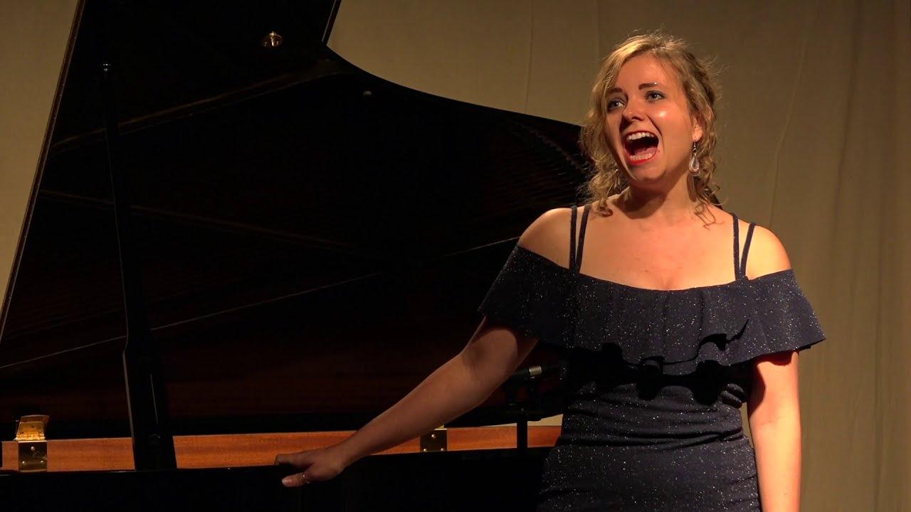R. Strauss - Arie der Zerbinetta - Ariadne auf Naxos