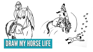 Draw My Horse Life #1