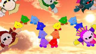 Repeat youtube video MMD Kirby's Double Rainbow