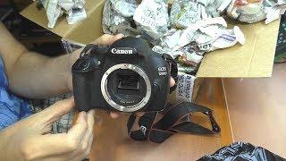 РЕМОНТ ДЛЯ ПОДПИСЧИКА: Зеркалка Canon 1200D / Не включается