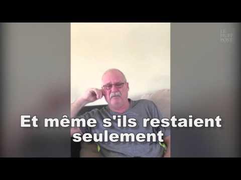 La détresse d'un homme atteint d'Alzheimer filmée par sa femme