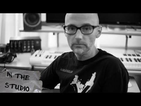 In The Studio with Moby - Don't Love Me