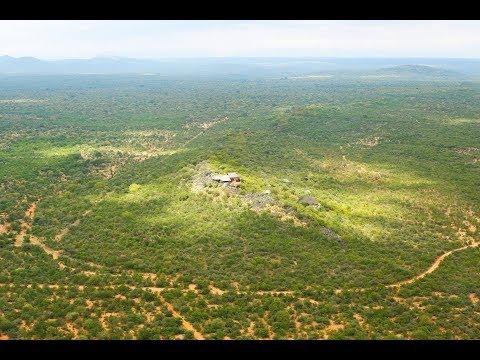 Mafojani Safaris - Africa's Best - Phantom 4 Pro Birds Eye View