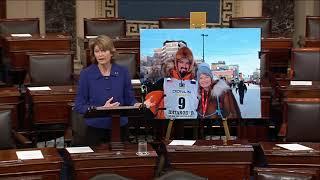 Senator Lisa Murkowski Speaks on the 2019 Iditarod