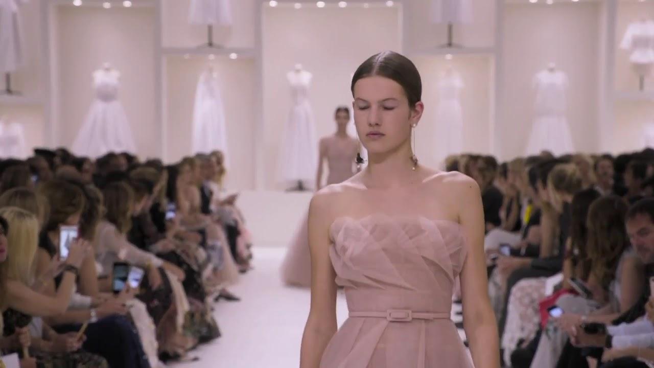 Christian Dior Haute Couture Fall/Winter 2018-2019 2