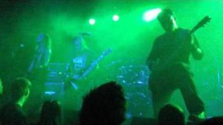 Commander - Vengeful Angel (live @ Helion-Festival III, Backstage München, 2010-10-23)