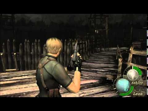 Let's Play Resident Evil 4 - Ep.11: Chainsaw Sisters - YouTube