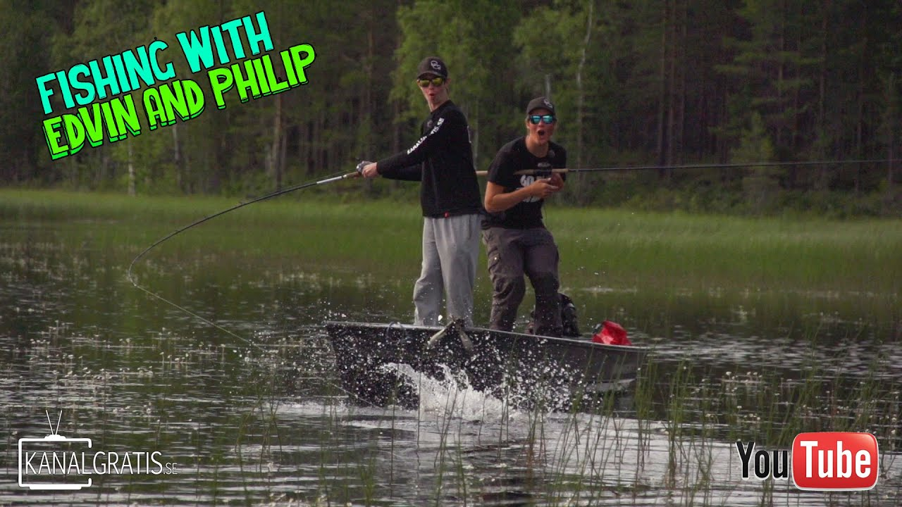 Download Pike Up North   Fishing with Edvin and Philip (English Subtitles)