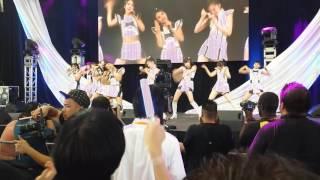 Tokyo Performance Doll performing their song Gyakkou × Raisan on Sa...