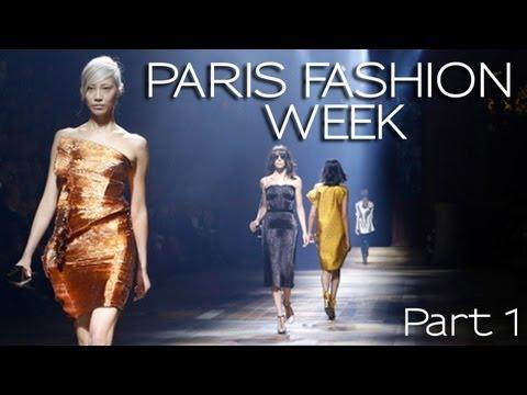 Paris Fashion Week Highlights - Part 1 - Dr. Lisa Airan - Dermatologist