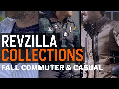 RevZilla Collections - Fall Commuter and Casual Gear at RevZilla.com