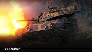 Leopard 1 | 10K DMG