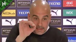 It's not sport when it doesn't matter if you lose! | Pep strongly responds to Super League talk