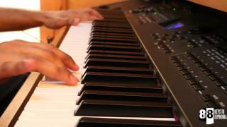 88Keys Express - Humdard (Piano Cover) - Aakash Gandhi