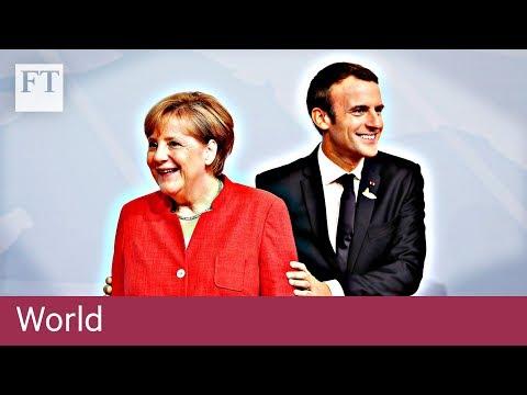Merkel considers Macron's EU reforms   World
