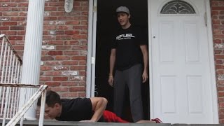 KICKED OUT OF THE FAZE HOUSE