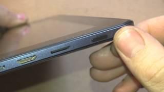видео Как перезагрузить планшет если он завис