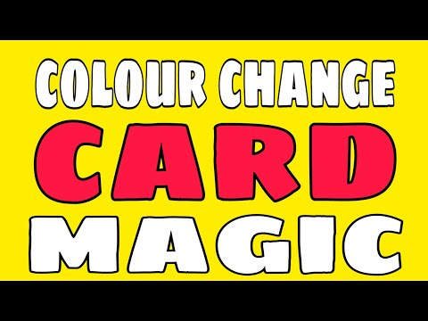 Now you see the first cards trick | do amazing magic in digha