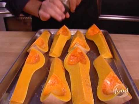 How to Make Alton's Butternut Squash Soup | Food Network