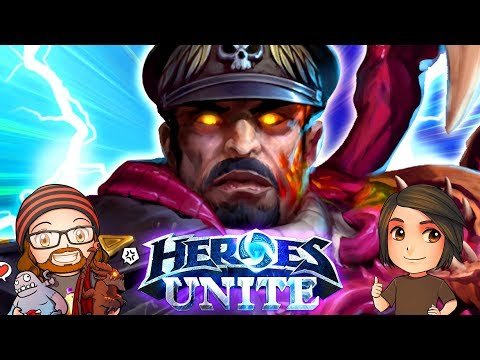 Heroes Unite: Stukov - First Impressions | Heroes of the Sto