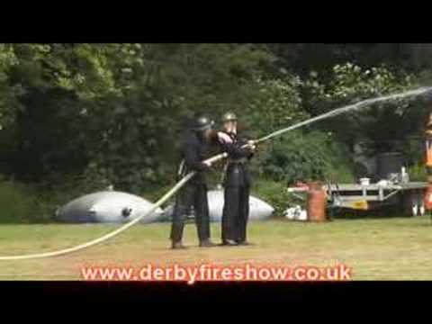 Derby Fire & Rescue Show - Keep Fit