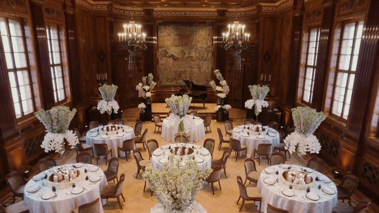 Park Hyatt Vienna Luxurious Weddings